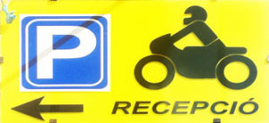 parking de motos y bicicletas